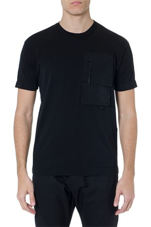 MULTI POCKET BLACK COTTON T-SHIRT SS 2019 1017 ALYX 9SM | 15 | AAMTS0025A0011001