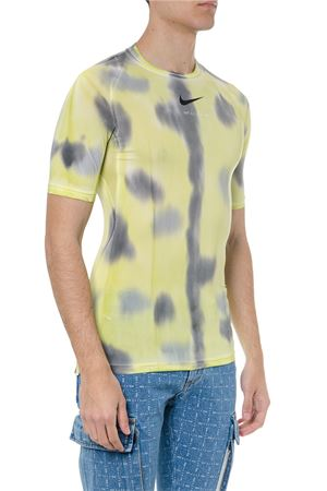 YELLOW 1017 ALYX NIKE PRO TECHNICAL FABRIC T-SHIRT SS 2019 1017 ALYX 9SM | 15 | AAUTS0003B1521152