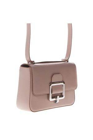 JANELLE LIGHT PINK LEATHER BAG SS19 BALLY | 2 | 6225461JANELLE BAGSKIN 16