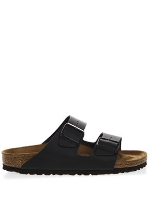 BLACK ARIZONA SANDALS IN BIRKO FLOR FABRIC SS 2019 BIRKENSTOCK | 87 | 051793ARIZONABLACK