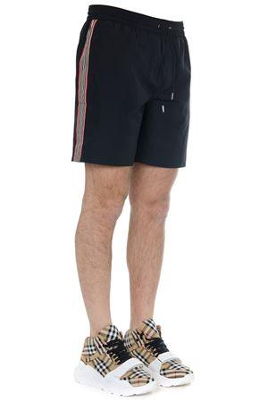 BLACK DRAWCORD SWIM SHORTS SS 2019 BURBERRY | 110000034 | 80102161A1189