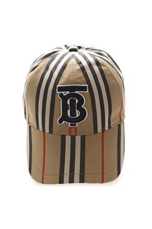 CAPPELLO BASEBALL ICON IN COTONE PE 2019 BURBERRY | 17 | 80119521A7029
