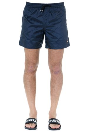 BLUE SWIM SHORTS IN TECHNICAL FABRIC SS 2019 COLMAR ORIGINALS | 29 | 72483TR68