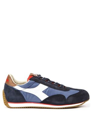 EQUIPE BLUE CANVAS & SUEDE SNEAKERS SS 2019 DIADORA HERITAGE | 55 | 201.170645EQUIPE 45032