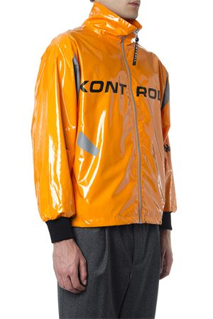ORANGE LOGO PRINT JACKET SS 2019
