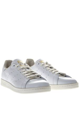 36ceff239aa2 ... STAN SMITH WHITE LEATHER SNEAKERS SS 2019 ADIDAS ORIGINALS