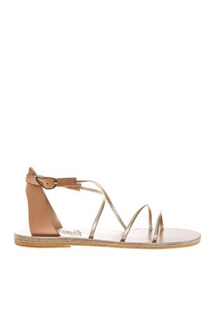 MELOIVIA CUIR LEATHER SANDALS SS 2019 ANCIENT GREEK | 87 | MELOIVIA1NATURAL/PLANTINUM