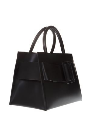 BOBBY 23 BLACK LEATHER TOTE BAG SS 2019 BOYY | 2 | BOBBY 231BLACK