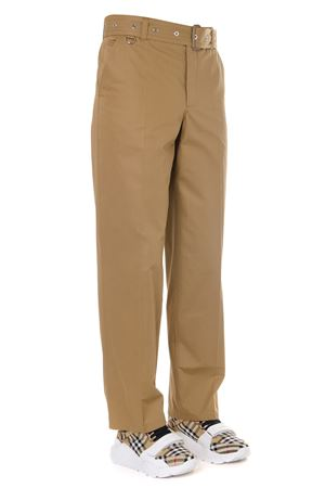 TOFEE COTTON D RINGS PANTS SS19 BURBERRY | 8 | 4558021121030