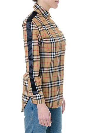 CAMICIA A QUADRI MULTICOLORE IN COTONE PE19 BURBERRY | 9 | 80032061A2219