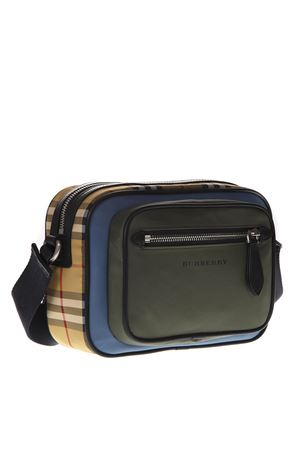 PADDY COLOR BLOCK LEATHER SHOULDER BAG SS 2019 BURBERRY   2   80054121A1372