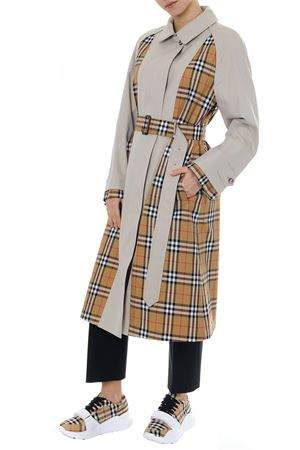 GUISELEY VINTAGE CHECK TRENCH COAT SS 2019 BURBERRY | 31 | 80061741A41450