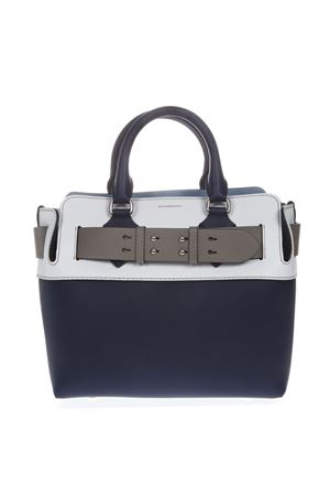 WHITE & BLUE LEATHER BAG SS19 BURBERRY | 2 | 80065771A1250