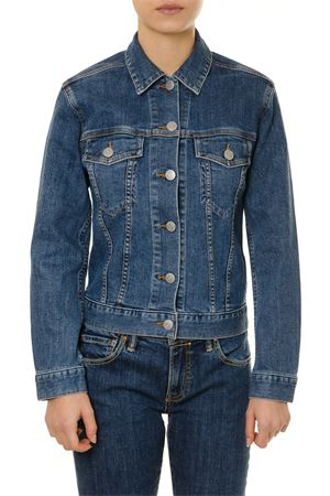 BLUE JEANS COTTON JACKET SS19 BURBERRY | 27 | 80082541A2993