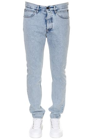 LIGHT BLUE DENIM COTTON JEANS SS 2019 CALVIN KLEIN JEANS EST.1978 | 4 | J70J70001401911