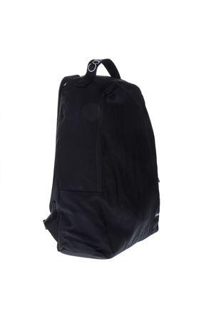 BLACK NYLON LOGO BACKPACK SS19 CALVIN KLEIN | 183 | K50K504201UNI001