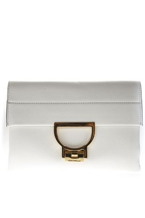ARLETTIS WHITE LEATHER BAG SS19 COCCINELLE | 2 | E1 DD5 19 01 01ARLETTISH10
