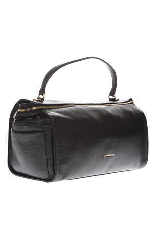 ATSUKO BLACK LEATHER BAG SS19 COCCINELLE | 2 | E1 DHA 12 01 01ATSUKO001