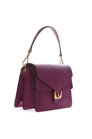 VIOLET LEATHER SHOULDER BAG SS 2019 COCCINELLE | 2 | E1 DM0 12 01 01AMBRINE SOFTV02