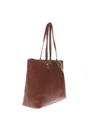 ALPHA BROWN LEATHER BAG SS19 COCCINELLE | 2 | E1 DS5 11 01 01ALPHAP07