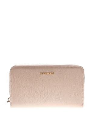 POWDER LOGO WALLET IN LEATHER SS 2019 COCCINELLE | 34 | E2 DW5 11 32 01METALLIC SOFTP08