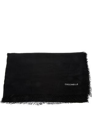 BLACK MODAL BASIC SCARVE SS19 COCCINELLE | 20 | E7 DY1 35 10 01BASIC MODAL SHAWL01