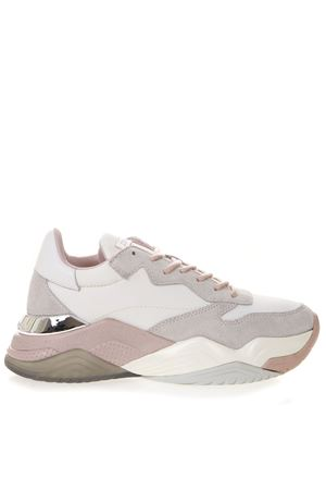 SNEAKER MERCER MULTICOLORE IN PELLE E NYLON PE19 CRIME | 55 | 25854110