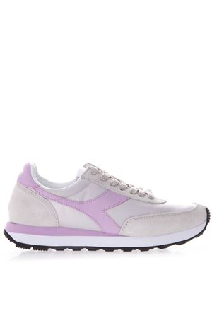 IVORY AND LILIAC KOALA H SNEAKERS IN SUEDE AND NYLON SS 2019 DIADORA | 55 | 201.175160KOALA HGRIGIO GHIAIA