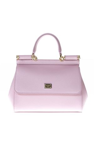 MINI SICILY PINK COLOR LEATHER BAG SS 2019 DOLCE & GABBANA | 2 | BB6003A10018H402