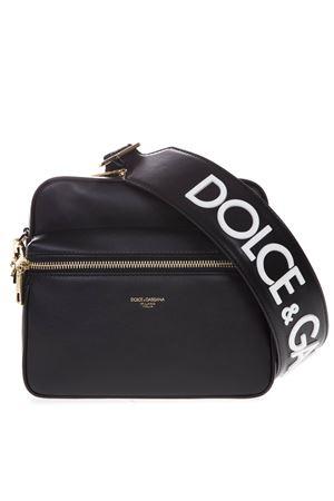 MESSENGER BLACK CALFSKIN BAG SS19 DOLCE & GABBANA | 2 | BM1610AK562HNK56