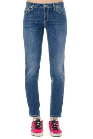 SLIM FIT JEANS IN BLUE DENIM SS 2019 DONDUP | 4 | DP266DS0107V03BAKONY800