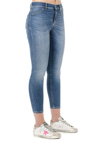 JEANS DALMA DENIM IN COTONE SCOLORITO PE 2019 DONDUP | 4 | DP319DS0232DALMA800