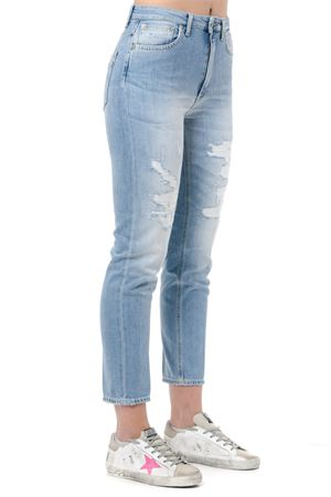 DANYA COTTON TEARED JEANS SS 2019 DONDUP | 4 | DP350DF0228DANYA800