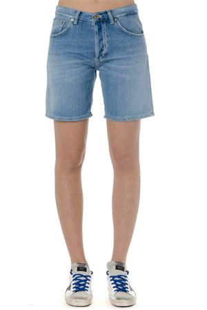 SHORTS IN DENIM BLU PE 2019 DONDUP | 110000034 | DP404DF0228V16NEWHOLLY800