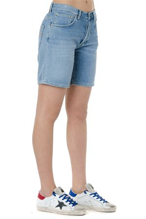 BLUE DENIM SHORTS SS 2019 DONDUP | 110000034 | DP404DF0228V16NEWHOLLY800