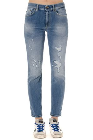 DISTRESSED COTTON DENIM JEANS SS 2019 DONDUP | 4 | DP428DS0229V12JEANNA800