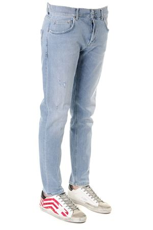 JEANS MIUS IN DENIM STRETCH STONE WASH PE 2019 DONDUP | 4 | UP168DS0229U38MIUS800
