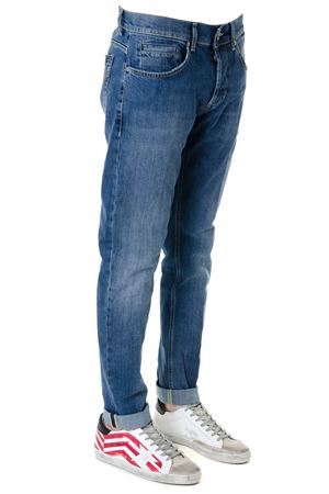 JEANS GEORGE BLU IN COTONE PE19 DONDUP | 4 | UP232DS0050U48GEORGE800