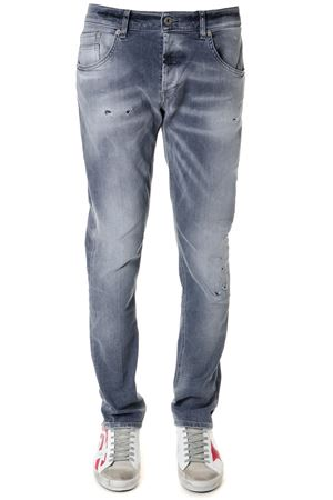 JEANS RITCHIE GRIGI IN COTONE PE19 DONDUP | 4 | UP424DS0168U57RITCHIE999