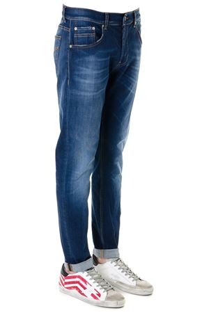 JEANS RITCHIE BLU IN COTONE PE19 DONDUP | 4 | UP424DS0169U64RITCHIE800