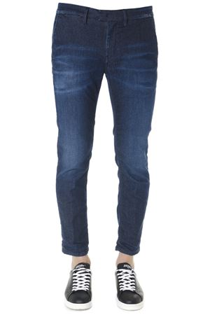 JEANS PABLO IN DENIM DI COTONE LAVAGGIO SCURO PE 2019 DONDUP | 4 | UP525DS0223U56PABLO800