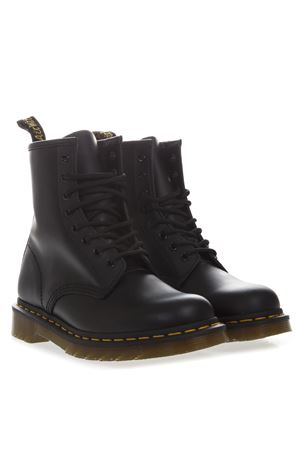 BLACK LEATHER ARMY BOOTS SS19 DR. MARTENS | 52 | 100720041460BLACK