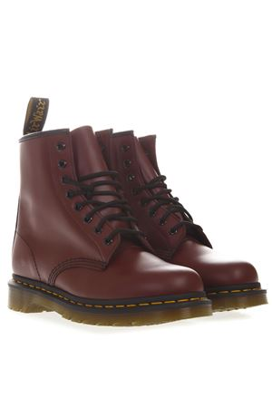 ANFIBI COLOR CILIEGIA IN PELLE PE19 DR. MARTENS | 52 | 100726001460CHERRY
