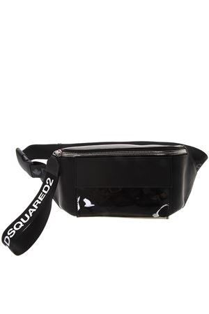 BLACK LOGO POUCH SS19 DSQUARED2 | 2 | BBM001208101665M1356