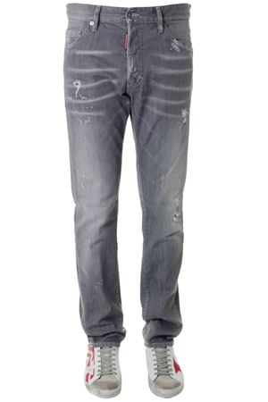 JEANS COOL GUY IN DENIM GRIGIO PE 2019 DSQUARED2 | 4 | S74LB0474S30260852