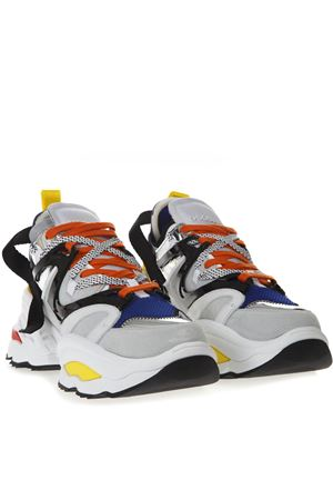 premium selection bcc3c 67008 THE GIANT MULTICOLOR SNEAKERS IN TECHNICAL FABRIC SS 2019 ...
