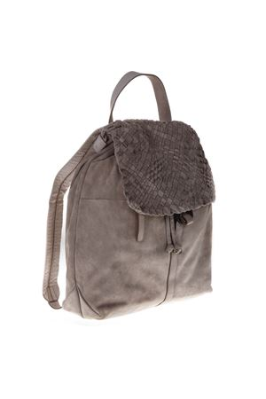 SAND SUEDE WEAVE BACKPACK SS19 ELEVENTY | 183 | 979BO0076BOR2500102