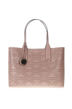 FRIDA POWDER PINK FAUX LEATHER BAG SS19 EMPORIO ARMANI | 2 | Y3D081YGE2A82762