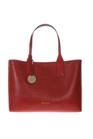 FRIDA RED FAUX LEATHER BAG SS19 EMPORIO ARMANI | 2 | Y3D081YGE2A88158