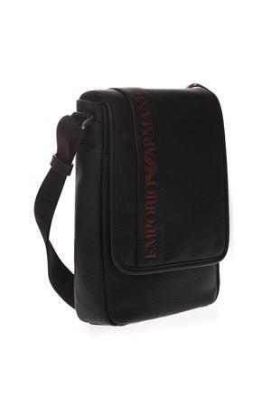 BLACK LOGO BAG SS19 EMPORIO ARMANI | 2 | Y4M175YG89J83191